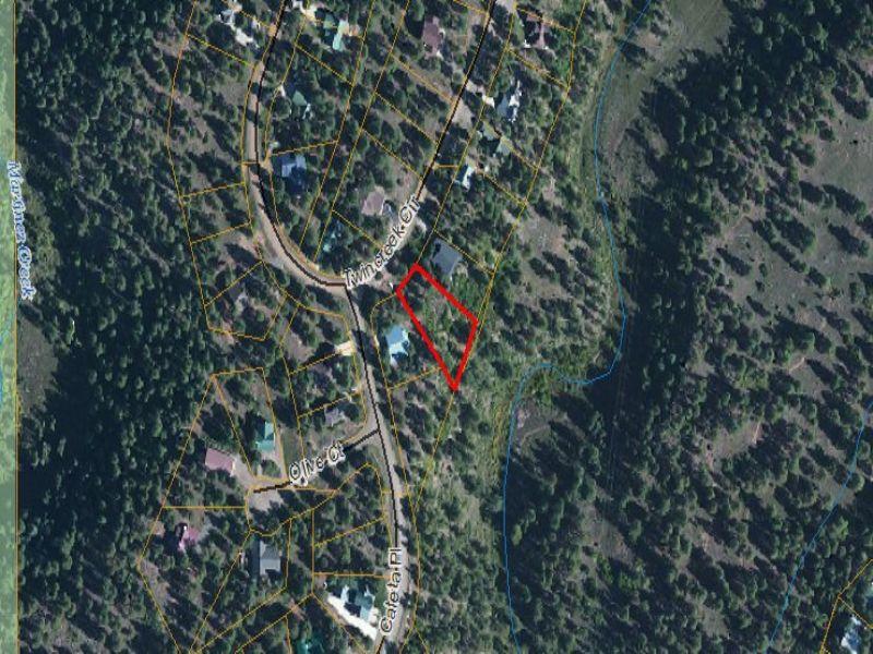 Build Here : Pagosa Springs : Archuleta County : Colorado