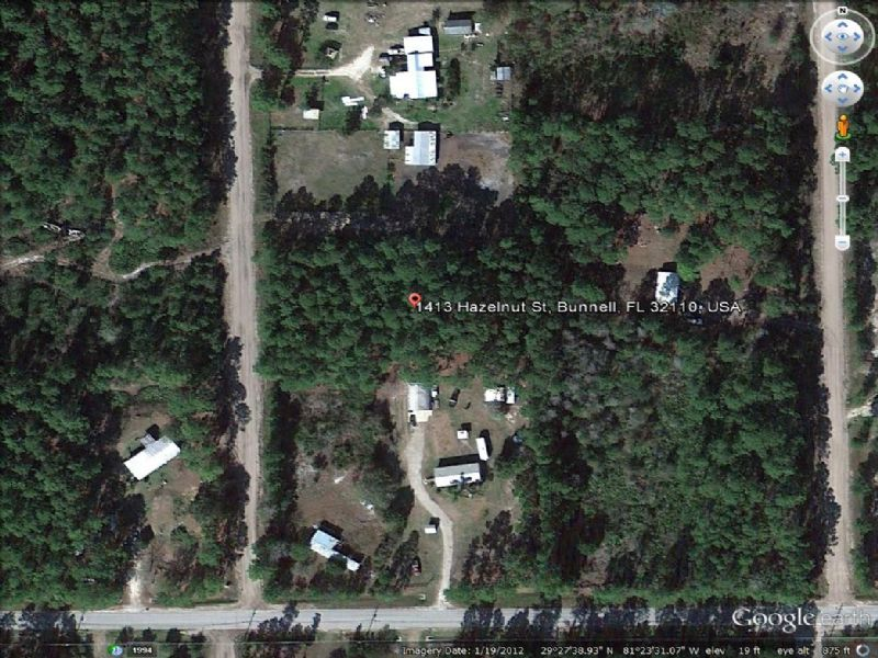 Build Your Dream Home Here : Bunnell : Flagler County : Florida