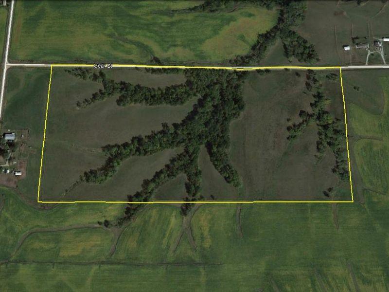 68 Acres : Pleasantville : Marion County : Iowa