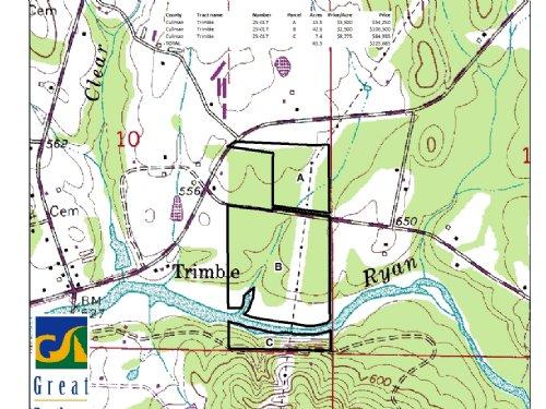 Trimble B : Cullman : Cullman County : Alabama