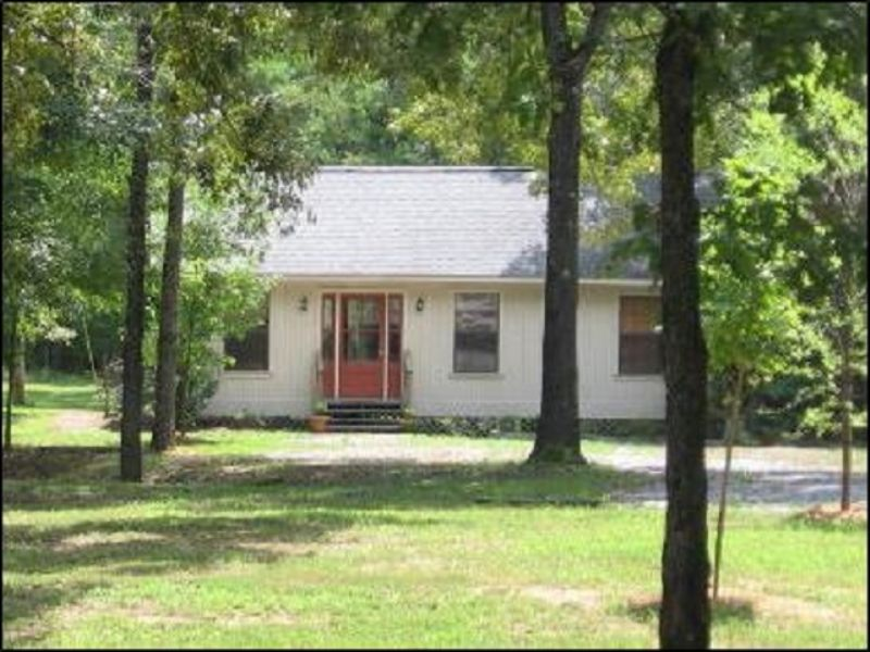 71 Acres With Home : Canton : Madison County : Mississippi