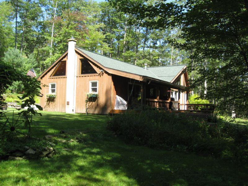 #1779 ~ Beautiful Mountain Home : Gaines : Tioga County : Pennsylvania