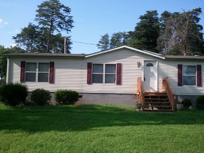 Mccorkle Estates Home : Keysville : Charlotte County : Virginia