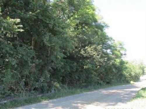 Land. Approx 6.8ac Lot. : Centerburg : Knox County : Ohio