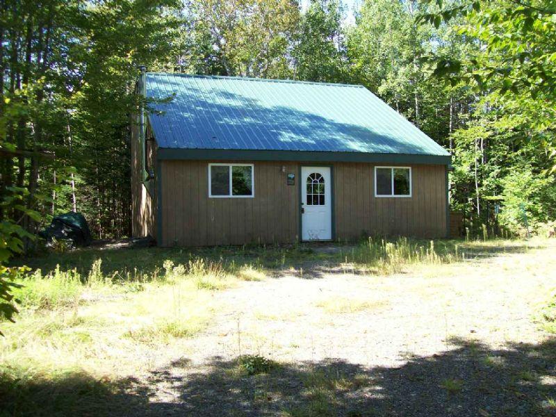 Greenbush Cabin On 112 Acres : Greenbush : Penobscot County : Maine