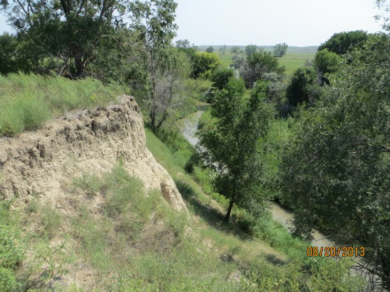 Frenchman Creek Habitat : Beverly : Hitchcock County : Nebraska