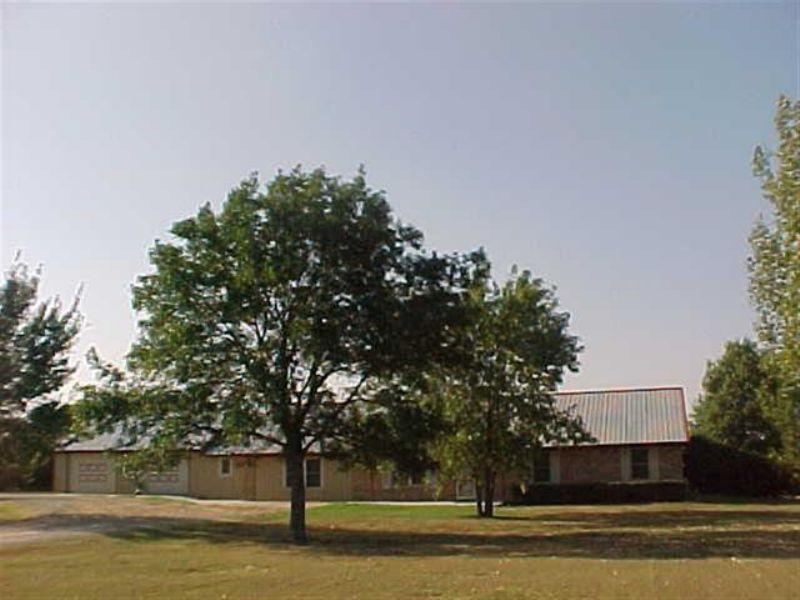 Home On 9+ Acres (#27410) : Paris : Lamar County : Texas