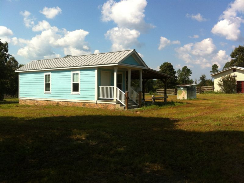 188.5 Acres : Sumrall : Lamar County : Mississippi