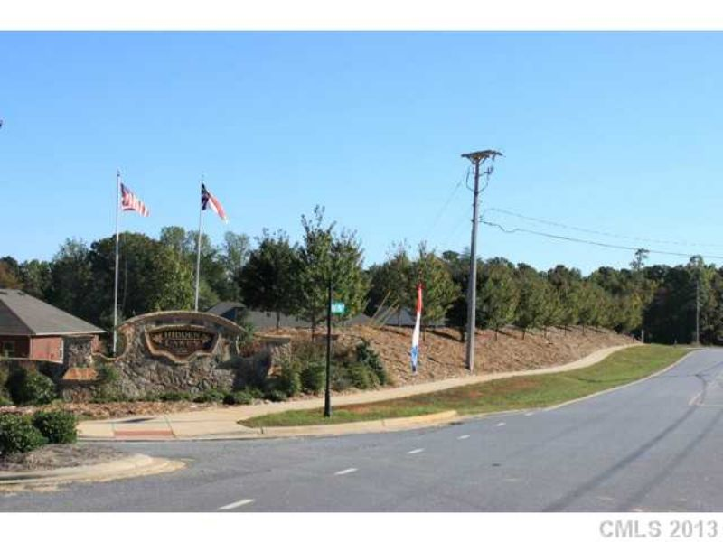 75 Developed Lots + Land For Sale : Statesville : Iredell County : North Carolina