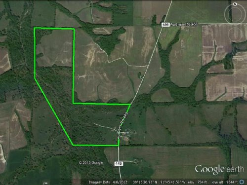 131 Acres : Laddonia : Audrain County : Missouri