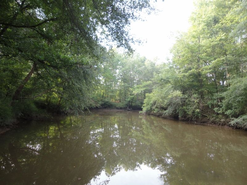 Big Bold Creek : Thomaston : Upson County : Georgia