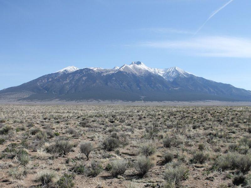 San Luis Valley Colorado Land : San Luis : Costilla County : Colorado
