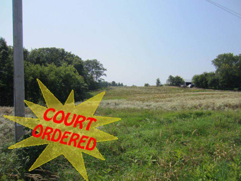 20± Acres Land - Tillable / Rec : Rice Lake : Barron County : Wisconsin