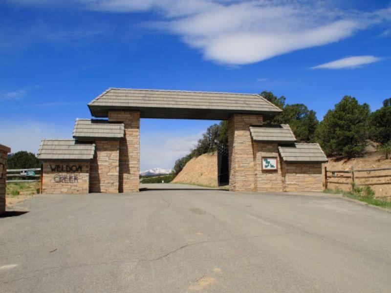 Weldon Creek : Salida : Chaffee County : Colorado
