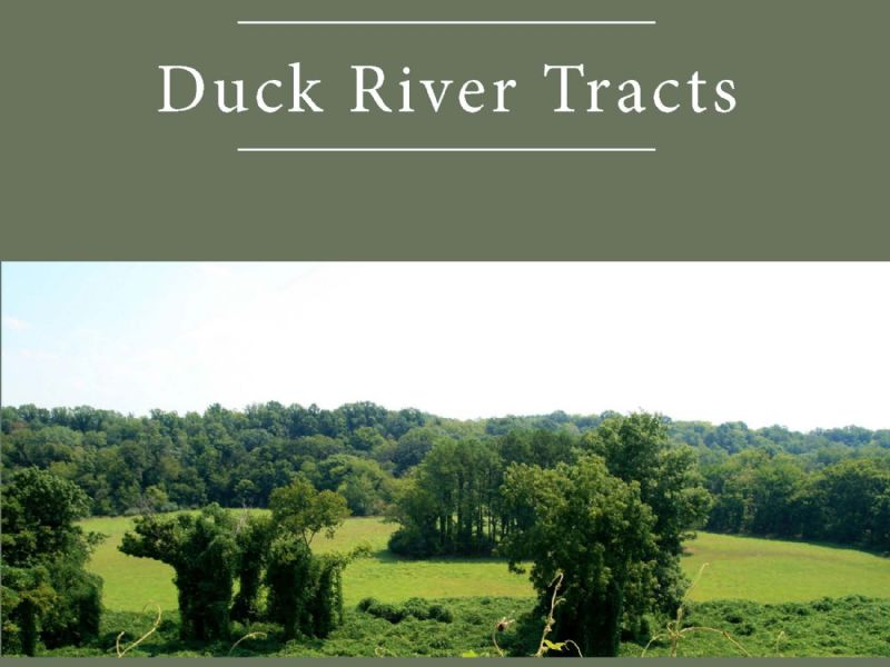 Duck River Rec & Agriculture : Columbia : Maury County : Tennessee