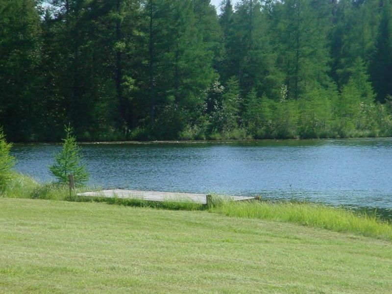 One-of-a-kind Lake Lot : Atlanta : Montmorency County : Michigan