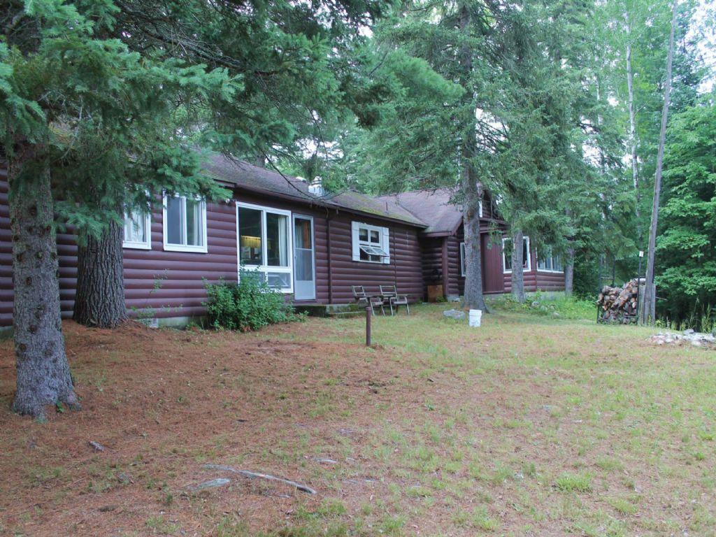 Thunder Bay River Hunting Camp : Atlanta : Montmorency County : Michigan