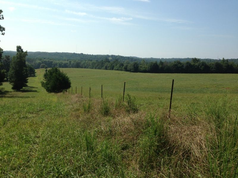 Beautiful 136ac Working Cattle Farm : Commerce : Jackson County : Georgia