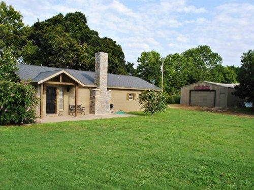 Lost Bridge Ranch : Blackburn : Pawnee County : Oklahoma