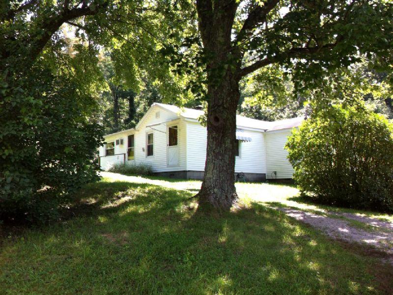 Sherborne Road : Lucasville : Scioto County : Ohio