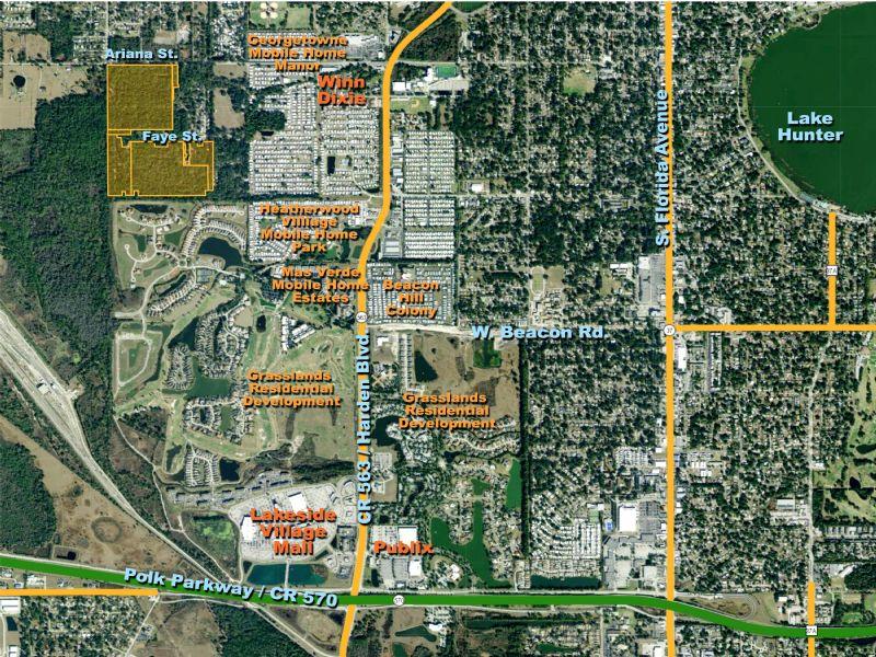 Ariana Development : Lakeland : Polk County : Florida
