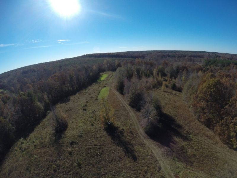 63 Acre Farm Near Interstate 26 In : Woodruff : Spartanburg County : South Carolina