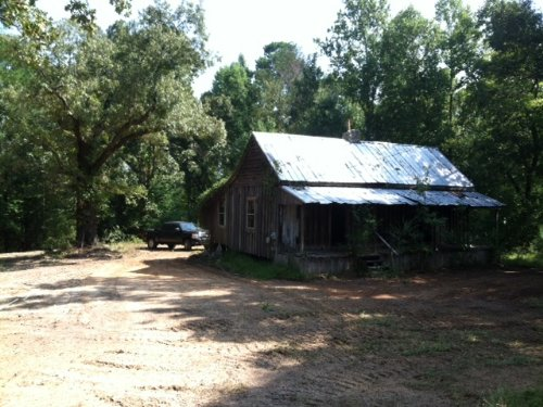 51+/- Acres Heard Hill Rd. : Jacksons Gap : Tallapoosa County : Alabama