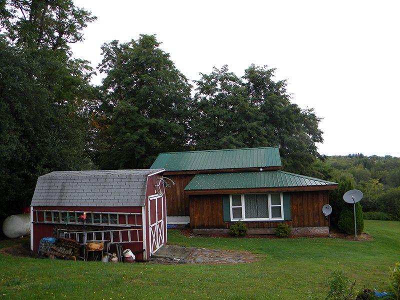Home Full Basement Great Views : Orange : Schuyler County : New York