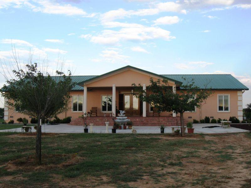 118+ Acres With Open Concept Home : Gorman : Comanche County : Texas