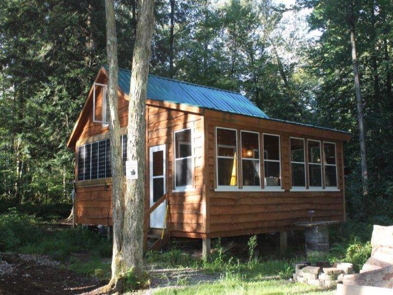 Turn-key Cabin Near Salmon River : Redfield : Oswego County : New York