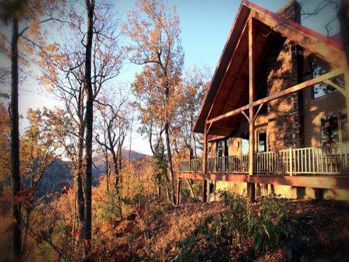 116+/- Acre Haven With Custom-bu : Floyd : Floyd County : Virginia