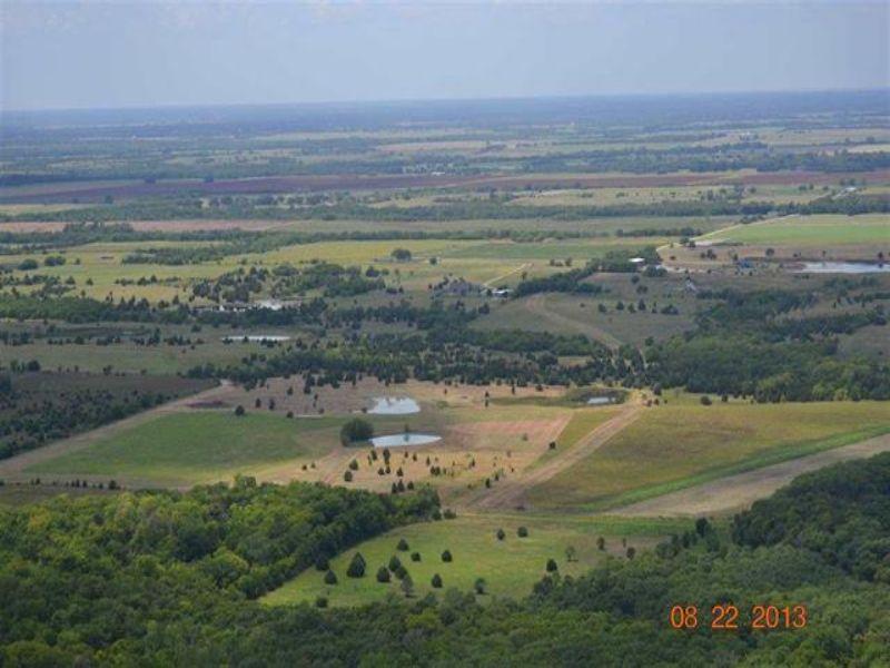 74+ Acres (#27446) : Honey Grove : Fannin County : Texas