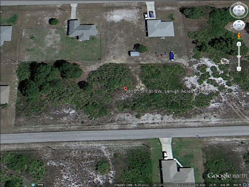Build Your Dream Home Here : Lehigh Acres : Lee County : Florida