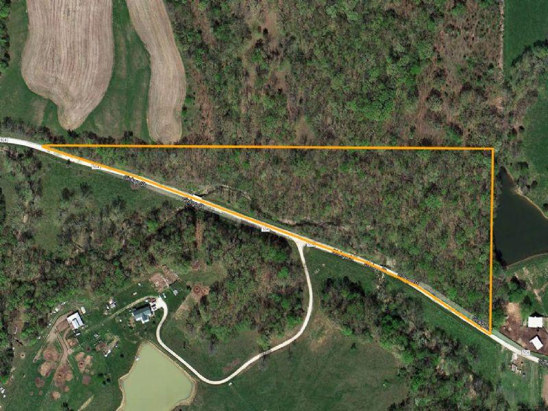 10 Ac. Great Small Farm : Lewistown : Lewis County : Missouri
