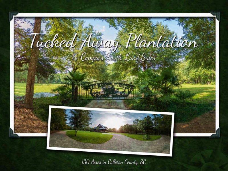 Tucked Away Plantation : Walterboro : Colleton County : South Carolina