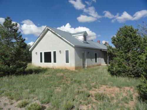 2br 1ba 1,254+/- Sf Single-famil : Mountanair : Torrance County : New Mexico