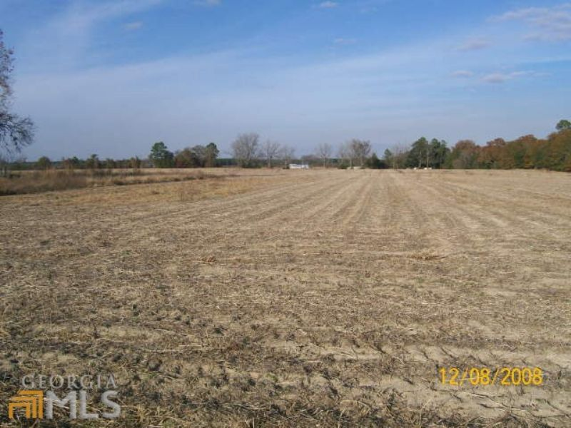 11.86 Acres : Statesboro : Bulloch County : Georgia