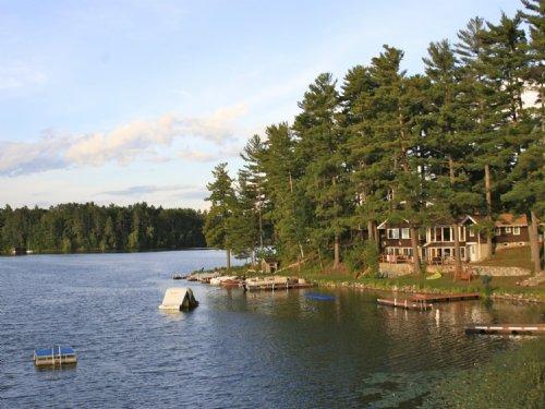 Driftwood Lodge : Minocqua : Oneida County : Wisconsin