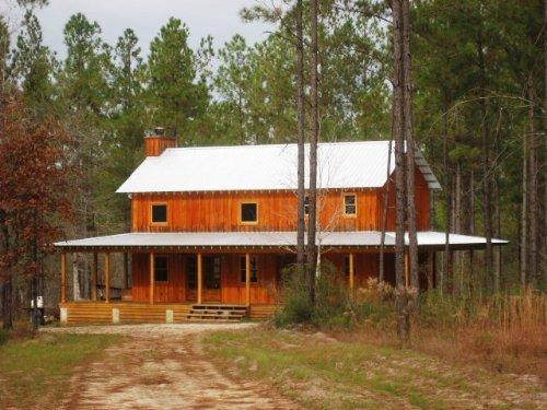 Cypress Cabin Retreat : Sylvania : Screven County : Georgia