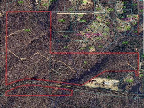 122 Acres Hunting Tract : Margaret : Saint Clair County : Alabama
