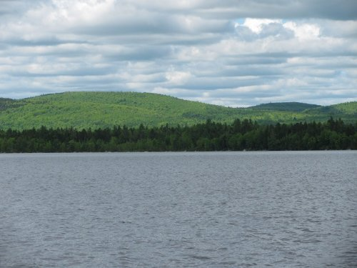 Boyce Cove Lot On Junior Lake : Lakeville : Penobscot County : Maine