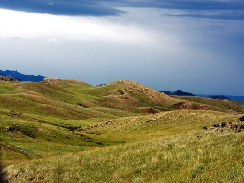 Halleck Canyon Ranch : Wheatland : Platte County : Wyoming