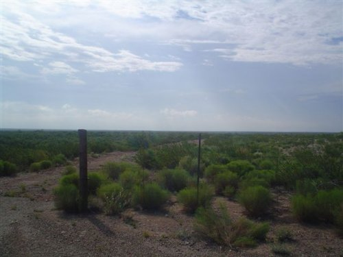 30 Acres. Terms $250/month : Pecos : Culberson County : Texas