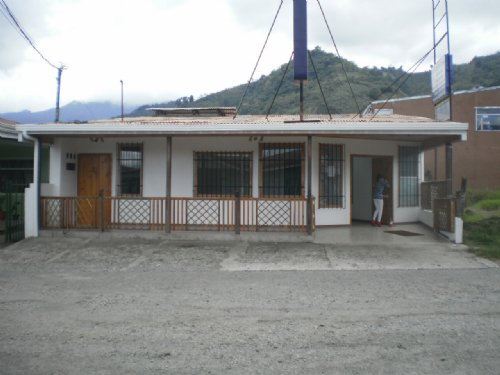 Downtown Orosi, Commercial Or Resid : Orosi De Cartago : Costa Rica