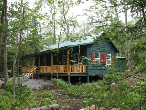 Ultimate Sportsman's Cabin Private : Croghan : Lewis County : New York