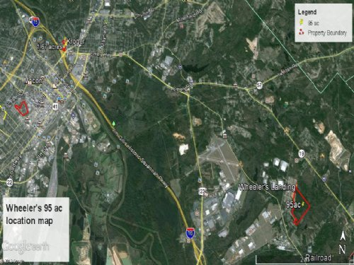 Cheap Land : Macon : Bibb County : Georgia