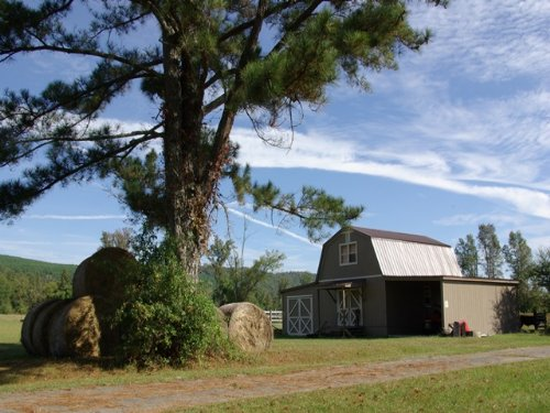 73 Ac Farm, Fenced, Pasture, Creek : Ashville : St. Clair County : Alabama