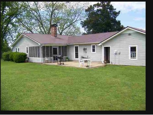 Home With 30 Acres : Hawkinsville : Pulaski County : Georgia