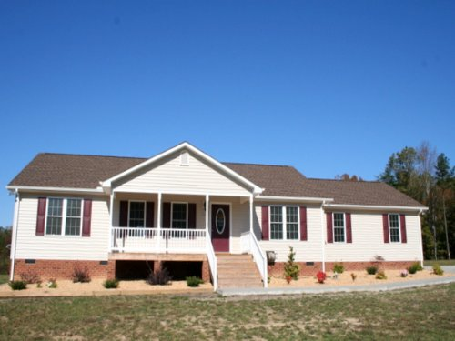 12.45 Acres W/ Home Built In 2013 : Cartersville : Cumberland County : Virginia