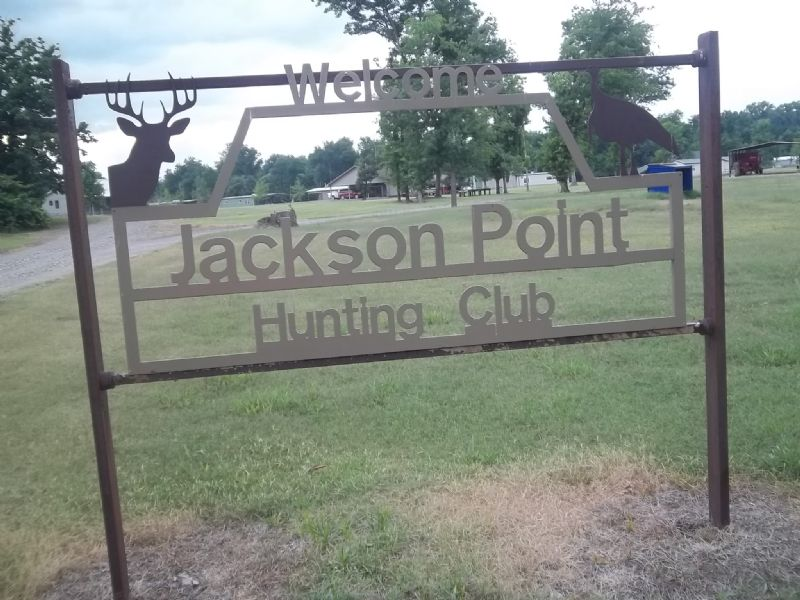 3 Shares Jackson Point Hunting Club Land For Sale